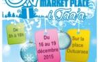 """""""Noera Market Place i Faa'a"""" du 16 au 19 décembre 2015 à l'esplanade de Outuaraea."""