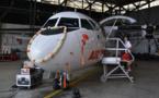 Air Tahiti a béni ses deux nouveaux ATR 72-600