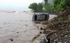 Fortes pluies : la vallée de Onohea évacuée, de nombreux dégâts côte Est