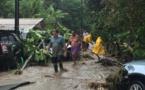 Fortes pluies : Tearii Alpha recense les fare endommagés ce dimanche