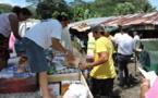 Les jeunes de Papeno'o se mobilisent pour les sinistrés