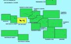 Vigilance jaune aux îles du Vent : prudence