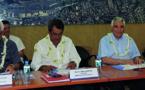 Mai 2015 dans le rétro : du retour du Pays au CA d'Aeroport de Tahiti au Tapura Huira'atira