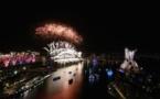 L'Australie a donné le coup d'envoi des festivités du Nouvel An