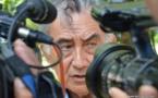 Oscar Temaru offre une tribune nationale à son combat