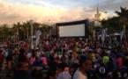 Deux films en plein air à Vaitupa le 13 février