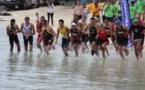 Le premier triathlon de l'année à Moorea est organisé ce dimanche