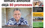 TAHITI INFOS N°580 du 19 janvier 2016