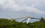 Dissolution de Te Mau Ito Api, la société des éoliennes de Makemo