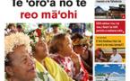TAHITI INFOS N°583 du 22 janvier 2016