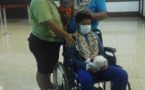 Mariana souhaite accompagner son fils atteint de leucémie à Paris