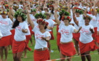 2 980 danseurs de ori tahiti : record battu ! (vidéo et photos)