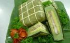 Pour le Nouvel An au Vietnam, un gâteau spécial cuit 12 heures