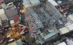 Séisme à Taïwan : au moins sept morts, 30 personnes piégées dans des décombres
