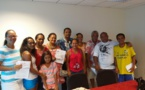 Huit nouvelles familles reçoivent les clés de leur fare OPH