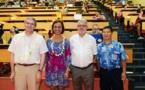 Le taux de réussite au bac progresse plus vite en Polynésie qu'en métropole