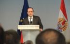 Suivez la visite de François Hollande en direct
