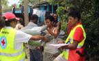Cyclone à Fidji : La Croix-Rouge lance un appel aux dons
