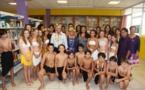 Collège Anne-Marie Javouhey : un coup de pouce de 400 000 Fcfp du Rotary Club pour un voyage linguistique
