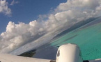 Raiatea : amerrissage d'urgence pour un ULM