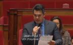 Jean-Paul Tuaiva interpelle l'Etat au sujet du Fonds vert