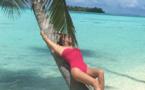 Yolanda Hadid publie des photos de ses vacances au fenua
