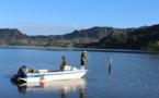 La délégation des Australes défend son projet d'aire marine protégée