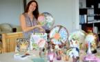 Peinture sur porcelaine : la Polynésie en concours au Japon