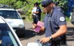Des centaines de véhicules contrôlés à Papeete