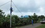 Secosud : échanges électriques entre Tina Cross et Nuihau Laurey