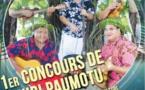 """Un concours pour mettre en valeur le """"ta'iri pa'umotu"""""""
