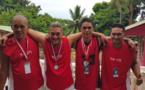 5 médailles pour l'association Rimahere pour les catégories handisport et sports adaptés aux Océania 2016
