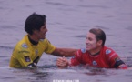 Bodyboard – Sparkgreen Tahiti Challenge : Cédric Estall en demi finale « la semaine avant, il n'avait pas de planche »
