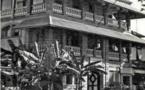 Papeete d'antan : Le front de mer de Papeete