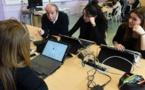 """A Metz, un lycée tente la """"classe inversée"""""""
