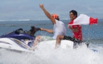 Bodyboard – Sparkgreen Tahiti Challenge : le free rider Cédric Estall arrive jusqu'en finale