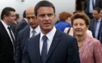 Valls en Nouvelle-Zélande, avant une visite impromptue en Australie post-contrat de sous-marins