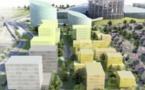 Le chantier d'un nouveau quartier d'affaires européen lancé à Strasbourg