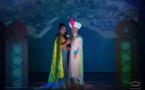 Une Polynésienne dans une comédie musicale en France