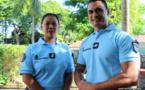 Gendarmerie : neuf nouveaux officiers de police judiciaire reçoivent leurs insignes