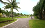 Un nouveau gestionnaire pour les jardins de Paofai