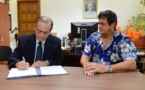 Hôpital de Taravao, un protocole d'accord signé