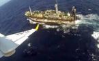 Afrique du Sud: une centaine de marins arrêtés à bord de trois bateaux chinois pour pêche illégale