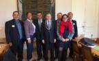 Les maires défendent leurs dossiers à Paris