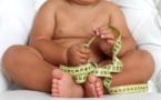 Page enfant : L'obésité, une maladie qui touche aussi les enfants