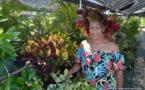 Floralies : le croton est mis à l'honneur cette année