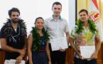 Les gagnants du concours Poly'nov