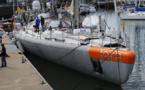Des centaines de personnes à Lorient pour le départ de la goélette scientifique Tara