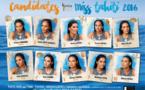 Le gala, un rendez-vous important pour les candidates de Miss Tahiti