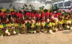 Le groupe Maruata Nui E bloqué à Raiatea